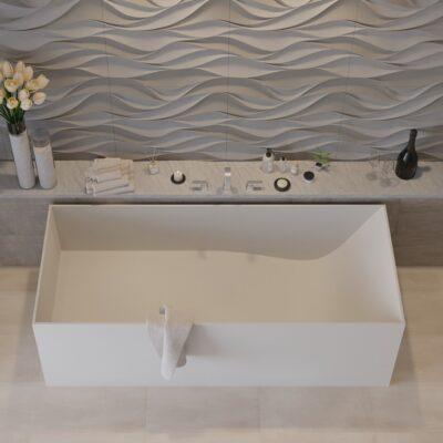 Ideavit Rectangular Bathtubs